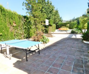 House   Málaga 14 persons - private pool p2