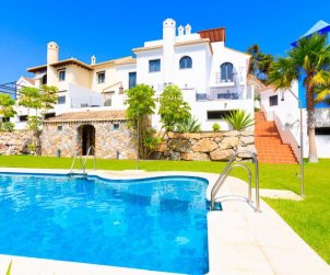 House   La Herradura 6 persons - comunal pool p0