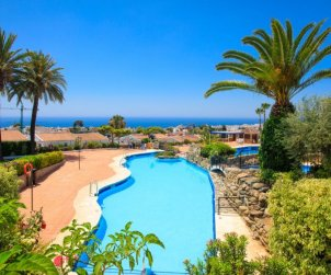 House   Nerja 6 persons - comunal pool p0