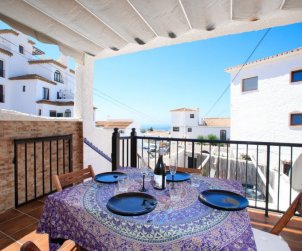 House   Nerja 6 persons - comunal pool p1