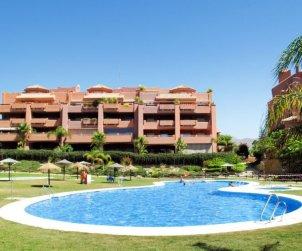 Flat   Torrox Costa 6 persons - comunal pool p0