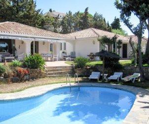 House   Benalmadena 6 persons - private pool p0