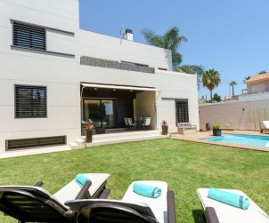 House   Mijas 8 persons - private pool p1