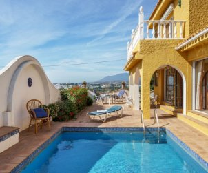 House   Marbella 8 persons - private pool p0