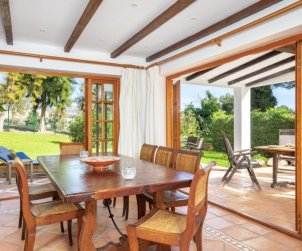 House   Marbella 8 persons - comunal pool p1