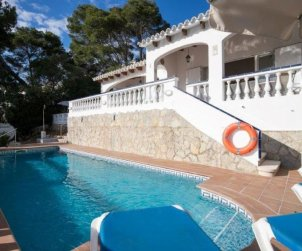House   Son Bou 6 persons - private pool p0