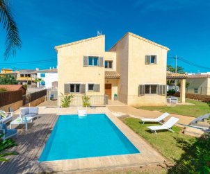 House   Alcúdia 8 persons - private pool p0