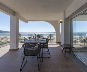 Flat   Empuriabrava 5 persons - sea view p1