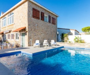 House   Empuriabrava 8 persons - private pool p0