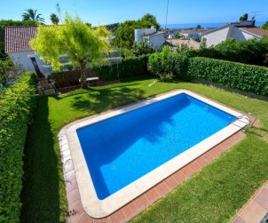 House   Cunit 8 persons - private pool p1