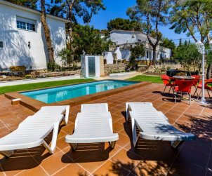 House   Cunit 13 persons - private pool p1
