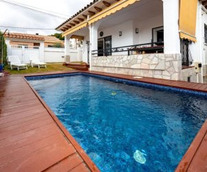 House   Segur de Calafell 9 persons - private pool p0