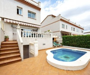 House   Creixell 6 persons - private pool p1