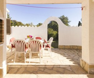 House   Cambrils 7 persons - comunal pool p0