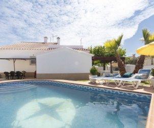 House   Deltebre  -  Riumar 9 persons - private pool p0