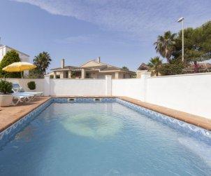 House   Deltebre  -  Riumar 9 persons - private pool p1