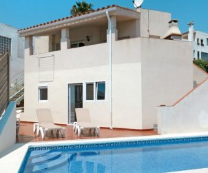 House   Peniscola 4 persons - private pool p0