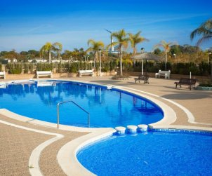 Flat   Oropesa del Mar 4 persons - comunal pool p0