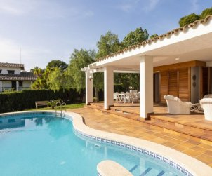House   Benicassim 8 persons - private pool p2
