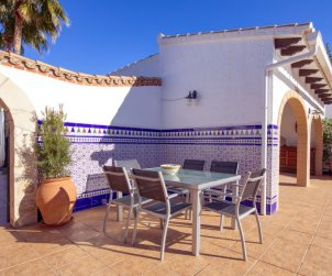 House   Denia 8 persons - private pool p1