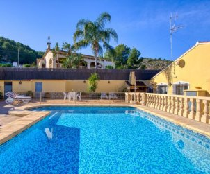 House   Denia 6 persons - private pool p0