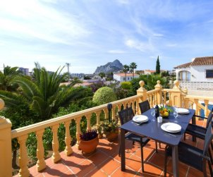 House   Calpe 4 persons - private pool p1