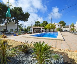 House   Calpe 12 persons - private pool p2