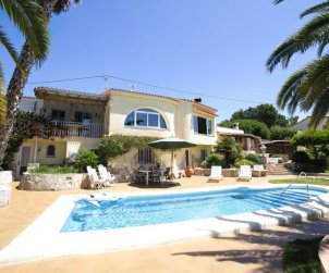 House   Benissa 6 persons - private pool p0