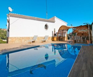 House   Moraira 7 persons - private pool p0