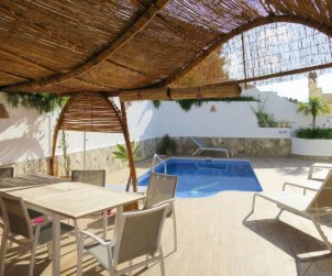 House   Moraira 7 persons - private pool p1