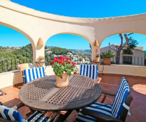 House   Moraira 7 persons - private pool p2