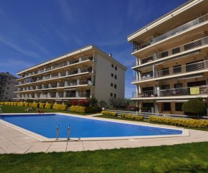 Appartement   Rosas 4 personnes - piscine commune p0