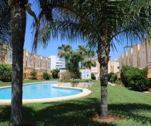 House  in Denia  for 6 people with communal pool  p1