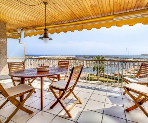 Flat   Blanes 6 persons - dishwaher p1