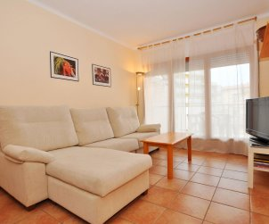 Apartment  in Rosas  for 6 people with sea view  p2