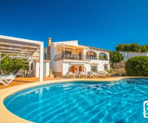 House   Benissa 10 persons - private pool p1
