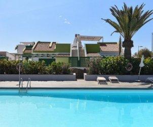 House   Playa del Inglés 2 persons - comunal pool p0