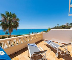 House   Torrox Costa 6 persons - comunal pool p1