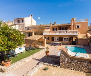 House   Campanet 10 persons - private pool p0