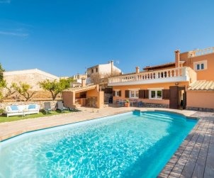House   Campanet 10 persons - private pool p1