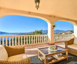 House   Altea 10 persons - private pool p1