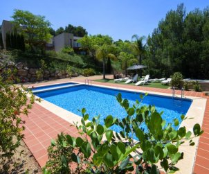 House   Altea 6 persons - comunal pool p0