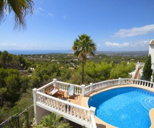 House   Altea 6 persons - private pool p1