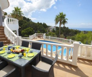 House   Altea 6 persons - private pool p2