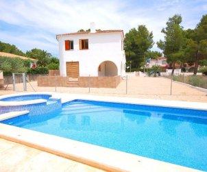 House   Ametlla de Mar 9 persons - pool protected p0