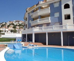 Flat   Alcoceber 4 persons - comunal pool and air conditioning p1