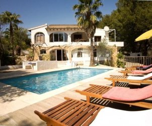 House   Altea 10 persons - private pool, air conditioning and wifi p0