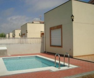 House   Peniscola 8 persons - private pool p0