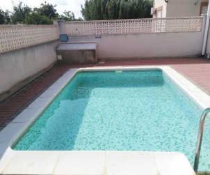 House   Peniscola 6-8 persons - private pool and near sea p1