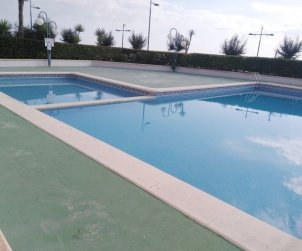 Flat   Peniscola 6 persons - comunal pool and near sea p1
